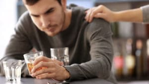 tratamiento para un alcohólico