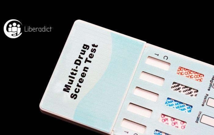 Test de detección de drogas Liberadict Sevilla