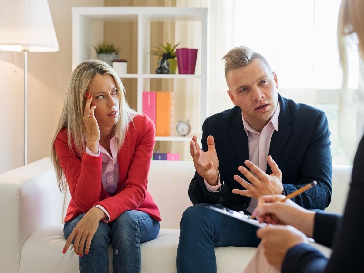objetivos terapia de pareja
